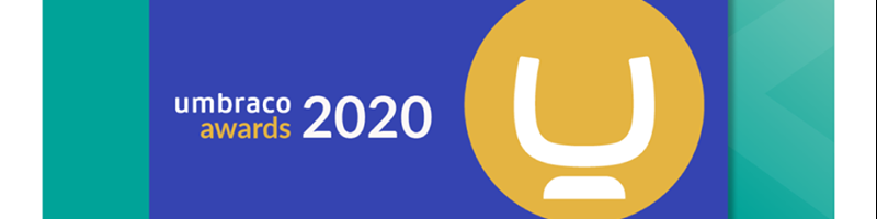 agap2IT no TOP 3 dos Umbraco Awards 2020